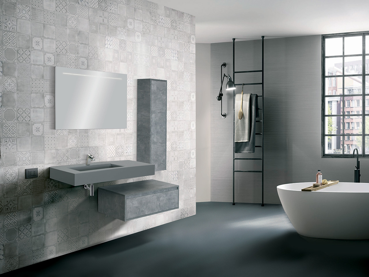 Nouvelle collection free » global trade arredo bagno